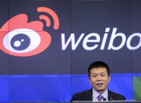 News video: Weibo Spikes 19.06% In Its Debut